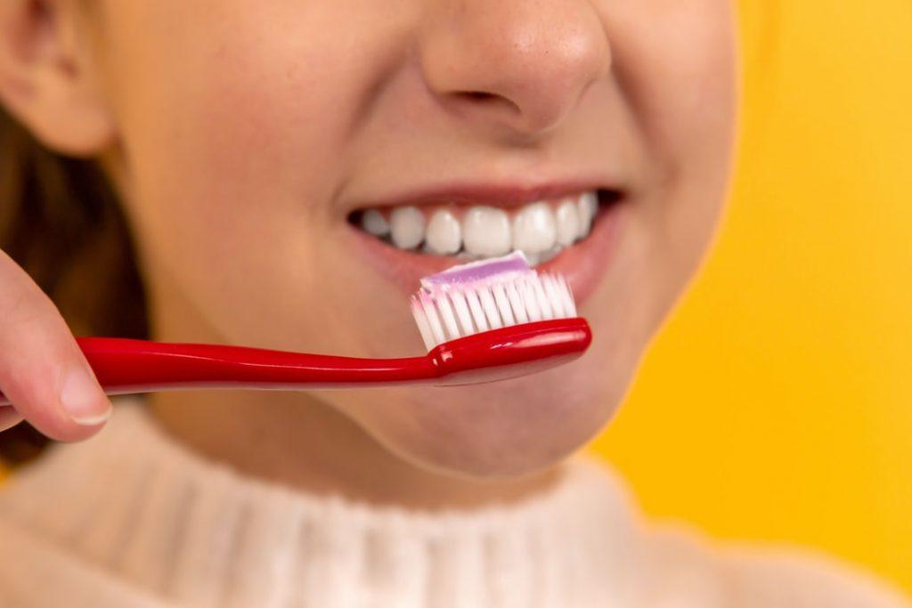 brosse à dent enfant